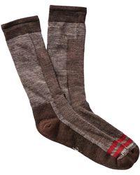 Smartwool | Urban Hiker Cushioned Crew Socks | Lyst