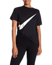 Nike - Prep Vented Graphic Tee - Lyst
