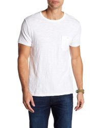 Todd Snyder - Classic Pocket Tee - Lyst