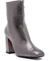 RAYE - Holland Metallic Leather Boot - Lyst