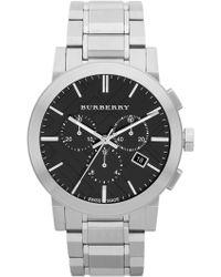 Burberry - Men's The City Bracelet Watch - Lyst
