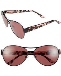 BCBGMAXAZRIA - Feisty Sunglasses - Lyst