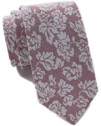 Ben Sherman - Ian Floral Tie - Lyst