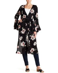 Band Of Gypsies - Hibiscus Duster - Lyst