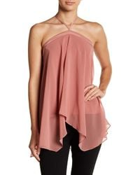 Fate - Halter Tank Top - Lyst