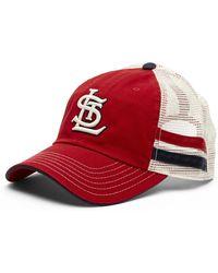 American Needle - Foundry St. Louis Cardinals Mesh Back Baseball Cap - Lyst