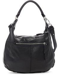 Liebeskind Berlin - Pazia Leather Medium Shoulder Bag - Lyst