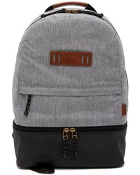 Fossil - Summit Canvas Backpack - Lyst