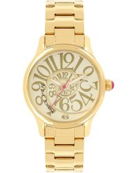 Betsey Johnson - Women's Swirl Dial Watch, 33mm - Lyst