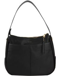 Perlina - Krista Leather Hobo Bag - Lyst