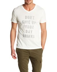 Sol Angeles - Day Drinks Graphic Tee - Lyst