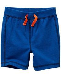 Joe Fresh - Solid Shorts (baby Boys) - Lyst
