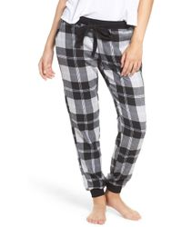 Make + Model - Flannel Lounge Trousers - Lyst