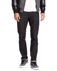 Volcom - Vorta Stretch Slim Fit Jeans - Lyst