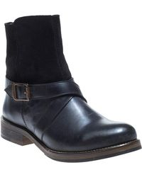 Wolverine - Pearl Leather & Suede Boot - Lyst