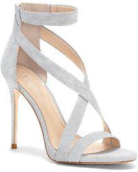 79c609533837 Lyst - Imagine Vince Camuto Piera Platform Sandal