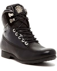 Blackstone - Mid Lace-up Trainer Boot - Lyst