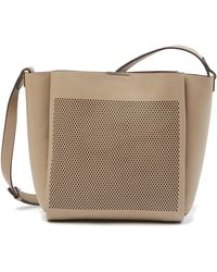 Vince Camuto - Beatt Leather Bucket Bag - Lyst