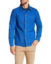 Native Youth - Ardwell Patch Pocket Jacket - Lyst