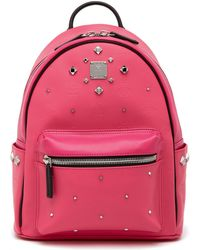 MCM - Small Visetos Stark Odeon Backpack - Lyst