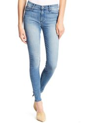 Black Orchid - High Waisted Skinny Jeans - Lyst