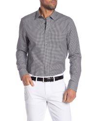 Michael Kors - Gingham Classic Fit Shirt - Lyst