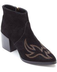 Matisse - Vox Block Heel Bootie - Lyst