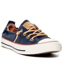 Converse - Chuck Taylor All Star Shoreline Slip-on Sneaker (women) - Lyst