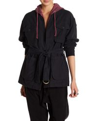 Free People - In Our Nature Cargo Jacket - Lyst