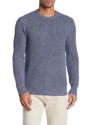 J.Crew - Marled Crew Neck Sweater - Lyst