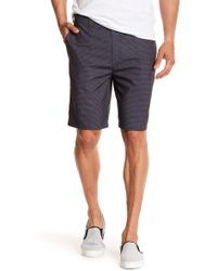Hurley - Liberty Check Walking Shorts - Lyst