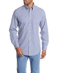 Brooks Brothers - Sidewheeler Gingham Regular Fit Shirt - Lyst