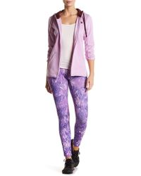 The North Face - Motus Printed Tight Ii - Lyst