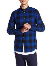 Wesc | Olavi Long Sleeve Shirt | Lyst