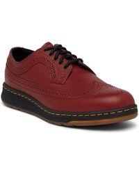 Dr. Martens - Gabe Wingtip Lace-up Shoe - Lyst