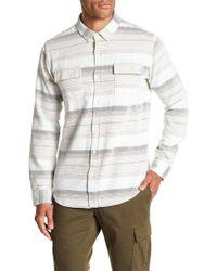 Ezekiel - Yosemite Woven Regular Fit Shirt - Lyst