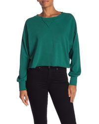 Wildfox - True Love Solid Sweatshirt - Lyst