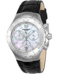 TechnoMarine - Women's Eva Longoria Quartz Watch - Lyst