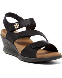 Romika - Nevis 07 Wedge Sandal - Lyst