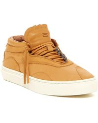 Clear Weather - The Everest Mid Top Sneaker - Lyst