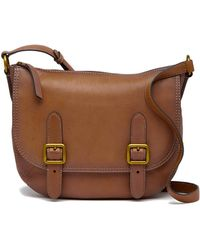 Frye - Lily Leather Crossbody Bag - Lyst