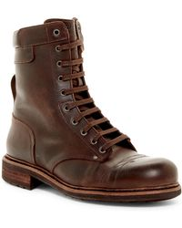 DIESEL - Butch & Cassidy Combat Boot - Lyst
