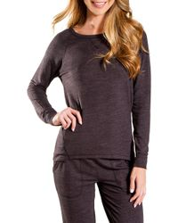 Pj Salvage - Lounge Essential Long Sleeve Tee - Lyst