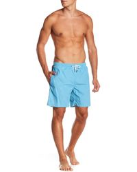 TRUNKS SURF AND SWIM CO - Solid Swim Trunks - Lyst