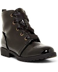Dirty Laundry - Rock Rose Patent Boot - Lyst