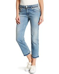 French Connection - Vintage Mash-up Jeans - Lyst