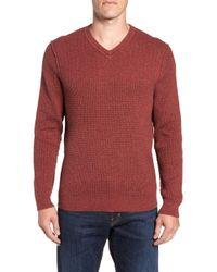 Tommy Bahama - V-neck Sweater - Lyst