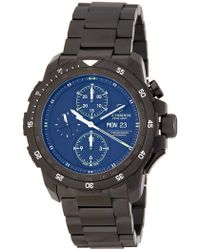 Victorinox - Men's Alpnach Auto Chronograph Bracelet Watch, 44mm - Lyst