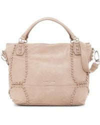 Liebeskind Berlin - Kobe Stitched Leather Satchel - Lyst