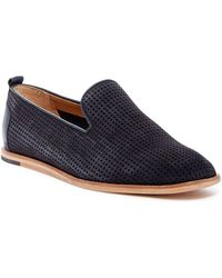 H by Hudson - Vista Perforated Loafer - Lyst